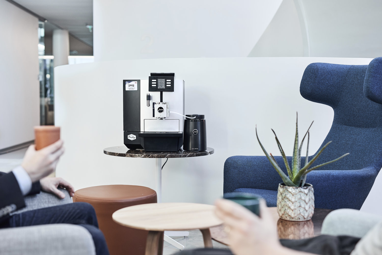 Lease a coffee machine