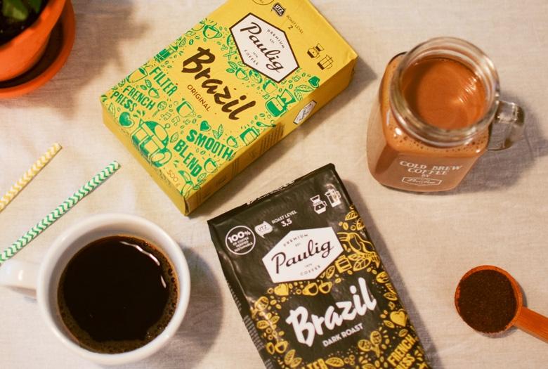 Brazil kahvista valmistuu herkullinen hunajakahvi ja kahvismoothie