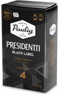 Presidentti Black Label