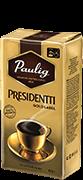 Paulig Presidentti Gold молотый 275г
