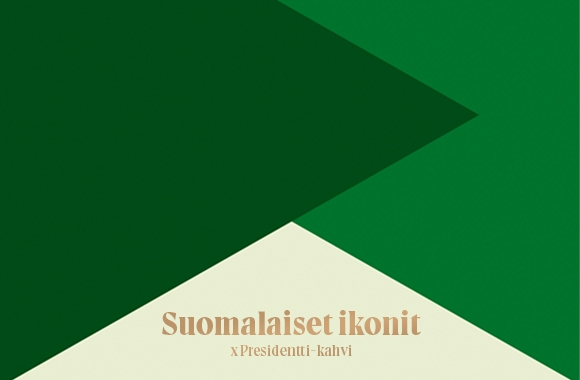Presidentti suomalaiset ikonit