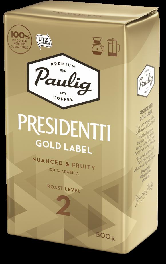 Presidentti Gold Label