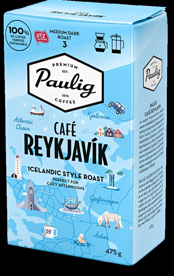 Paulig Café Reykjavík