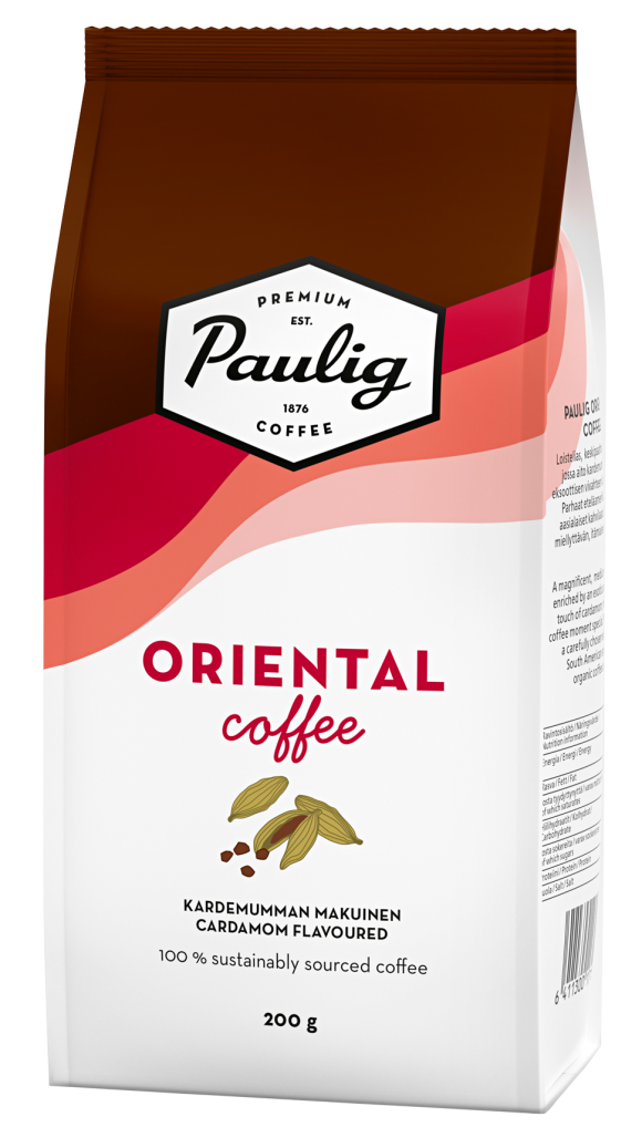 Paulig Oriental Coffee