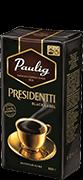 Paulig Presidentti Black молотый 250г
